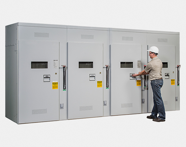 Custom Metal-Enclosed Switchgear